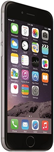 Apple iPhone 6 Plus - Smartphone libre iOS  pantalla 5 5   c  mara 8 Mp  16 GB  Dual-Core 1 4 GHz  1 GB RAM   gris espacial