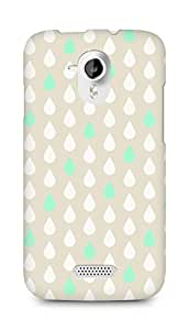 Amez designer printed 3d premium high quality back case cover for Micromax Canvas HD A116 (Rain Patten4)