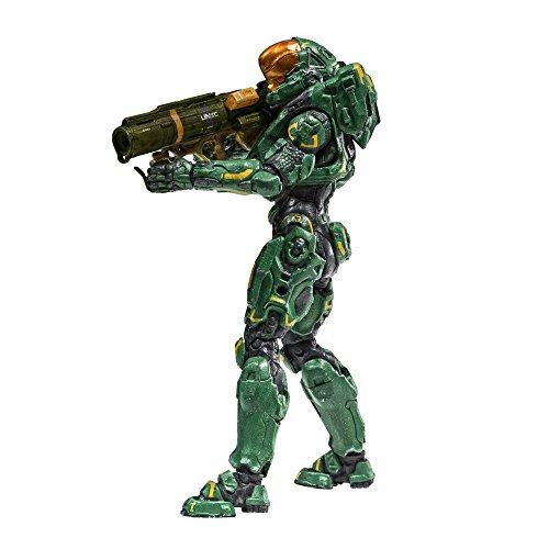 Halo AUG158249McFarlane Toys, Guardians, Serie 2, Spartan Hermes, Action Figur (Waffen Halo-action-figuren)