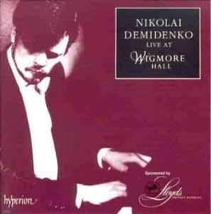 Live at Wigmore Hall (Klavier)