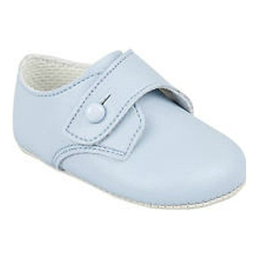 Sevello Clothing , Baby Jungen Lauflernschuhe blue mat