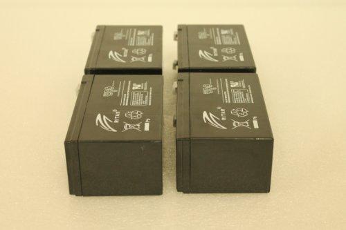 Ritar celle solo UPS replacement battery kit (risparmio alternativa a APC RBC23RBC24RBC25)