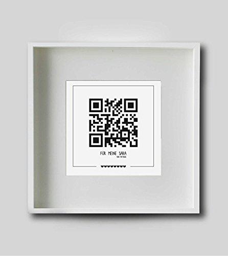 personalisiertes-bild-qr-code-mit-rahmen-widmung-geschenk-fur-partner-geschenk-zum-jahrestag-geschen