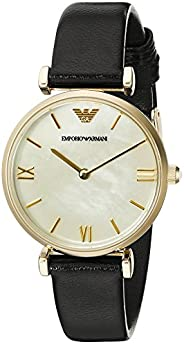 Emporio Armani Classic Women's Leather Band W