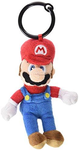Display Llaveros Peluche Nintendo Mario Bros (modelos surtidos)