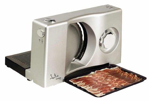 Si buscas electrodomésticos para tu hogar a los mejores precios, ¡no te pierdas Cortafiambres JATA CF301 100W Inox y una amplia selección de pequeño electrodoméstico de calidad!Potencia: 100 WMaterial: acero inoxidable