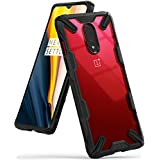 "Ringke Fusion-X Designed for OnePlus 7 Case Impact Resistant Protection Cover for OnePlus 7 (6.4"") - Black"