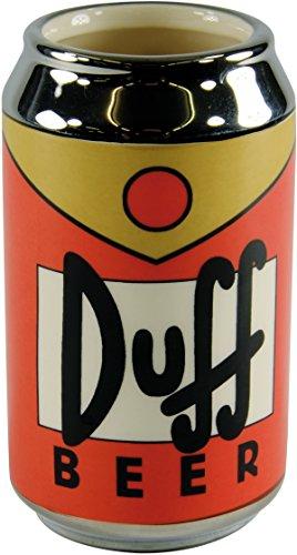 "Unitedlabels  0116607 Simpsons - Tazza lattina di birra ""Duff Beer"""