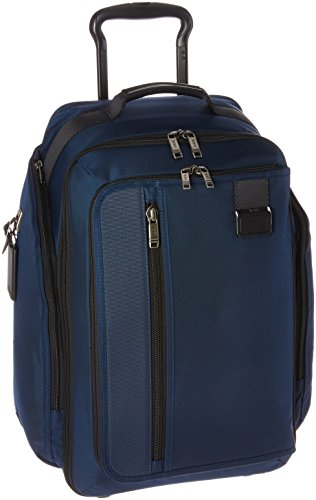 Tumi Merge - Wheeled Backpack 2.9 kg Zaino Casual, 54 cm, 35.51625 liters, Blu (Ocean Blue)