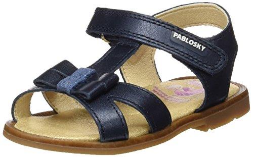 Pablosky 009623, Sandales fille Bleu