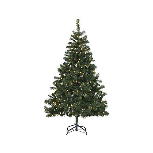 sealey-xmas6-pre-lit-artificial-christmas-tree-6-ft