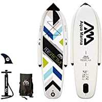 YONGMEI Materiales Importados, Paddle Board de Alto Grado, Surfboard Skateboard, Blanco (Color : Blanco)
