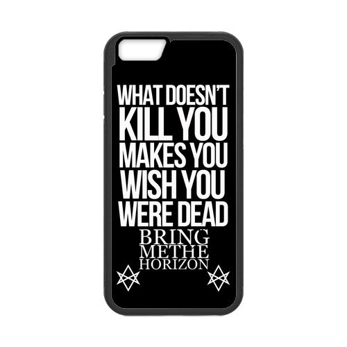 iPhone 6/iPhone 6S Case Coque, Screen Protector pour iphone6s, Bring Me The Horizon bmth Designs iPhone 6(4,7pouces) Case, iPhone 6/iPhone 6S Coque de protection Case