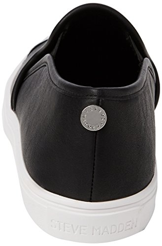 Steve Madden Footwear Damen Eleete Slip On Sneaker Black (Black Multi)