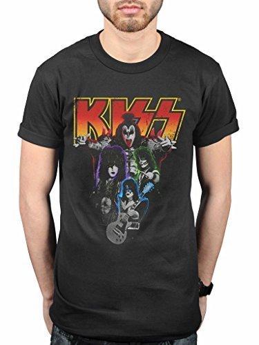 AWDIP - Camiseta - para hombre negro XX-Large
