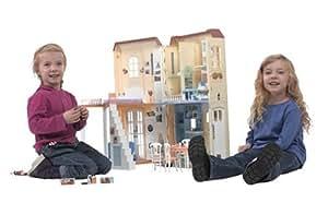 Shepher Distributors Barbie Happy Family Sounds Like Home Smart House