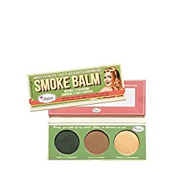 TheBalm Smoke Balm Eyeshadow Palette - Volume 2 - 10. 2gm - Volume - 2