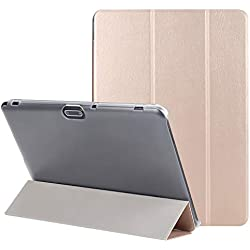 """BEISTA Housse Case Universel 10(10.1) Tablet Cover Etui Coque de Protection pour LNMBBS Tablette Tactile 10 Pouce/YOTOPT 10.1 Pouces/SANNUO Tablette Tactile 10.1 Pouces 10 Pounce (10.1"""")-Noir"""