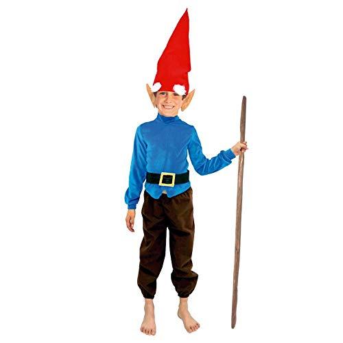 Disfraz de Enanito niño Infantil para Carnaval (3-4 años) (+ Tallas) Carnaval...