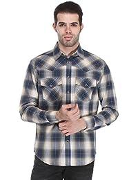 Reevolution Men's Cotton CowboyShirt (MCFS310290)
