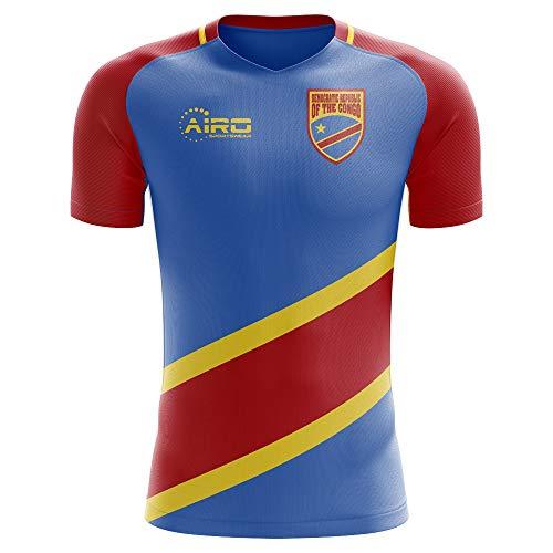 ad3c5d030 Amazon Airo Sportswear. Airo Sportswear 2018-2019 DR Congo Home Concept  Football ...