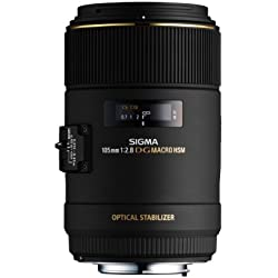 Sigma Objectif 105 mm F2,8 DG OS HSM - Monture Canon