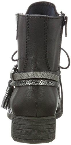Jana 25208, Bottes Femme Noir (noir)