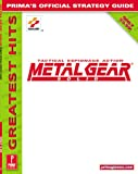 Metal Gear Solid (Official Guide): Prima's Official Strategy Guide