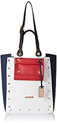Stella Ricci Womens Shoulder Bag (Red) (SR215HRED)