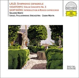 Symphonie espagnole / Concerto violon n°5 (Coll. Galleria)