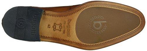 Bugatti - 311128081100, Scarpe stringate Uomo Marrone (Braun (cognac 6300))
