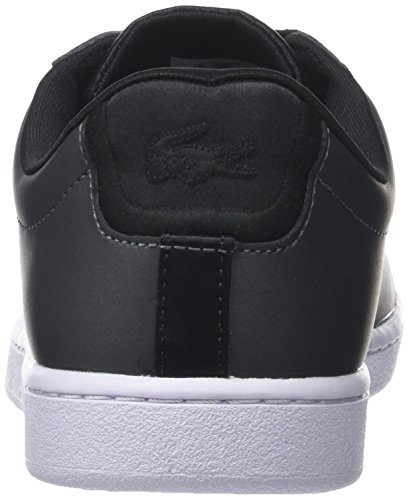 3648ea186c ... Lacoste Carnaby Evo 118 7 Spw, Chaussures De Tennis Donna Grigio (dk  Gry ...