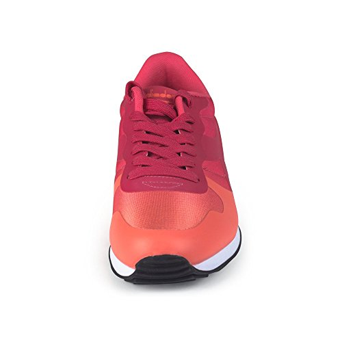 Diadora Camaro mm, Sneaker a Collo Basso Unisex – Adulto Rot