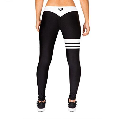 WOMEN'S BEST – INSPIRE Leggins, Sport Leggings für Frauen mit elastischem Bund - 3