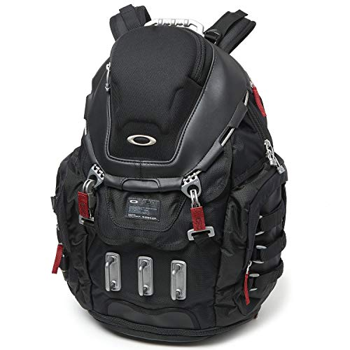 Oakley 2016 Kitchen Sink 34L Mens Sport Hiking Backpack/Rucksack /Laptop Bag Black (Computer Rucksack Oakley)