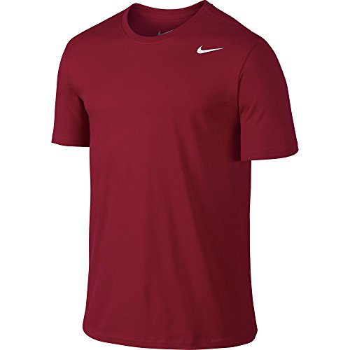 Nike Version 2.0 T-Shirt Manches Courtes Homme Gym Red/Gym
