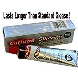 Carlube Grasa lubricante multiusos para coche, 70 g, repelente al agua