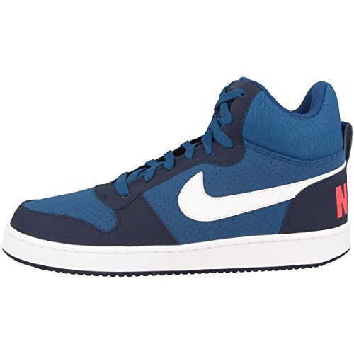 Nike Fixed Speed V WEISS 324850161 Gym Blue/White/Obsidian/Solar Red
