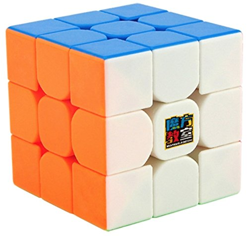 MF3RS Excellent cube 3x3 rapide (Tanglong like ) par Moyu - Stickerless