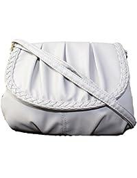 Kleine Damentasche Umhängetasche Citytasche bag Schultertasche Handtasche Clutch 23 x 14 cm