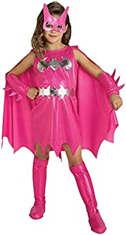 Rubie's Pink Batgirl Child's Costume, Tod