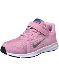 Nike Downshifter 8 (PSV), Zapatillas de Running para Niñas