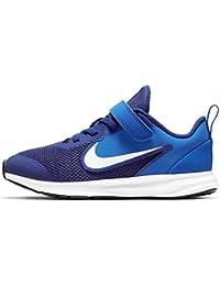 watch 48c44 f2eb2 Nike Downshifter 9 (PSV), Chaussures d Athlétisme Mixte Enfant