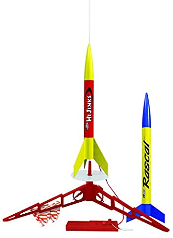 Estes Model Rocket Launch Set Duo - Rascal AND