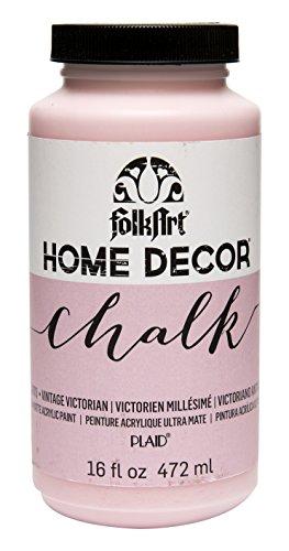 Folk Art Home Decor Kreide Möbel & Craft Paint in verschiedene Farben, Vintage Victorian, 16 Ounce -