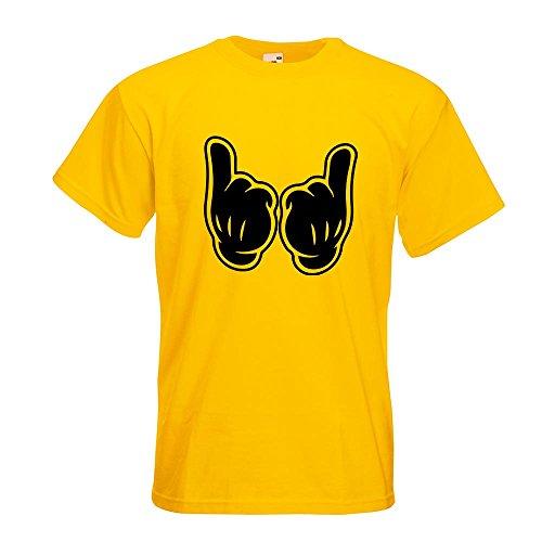 KIWISTAR - Dope - Bullhands - Micky Maus - Leider Geil! T-Shirt in