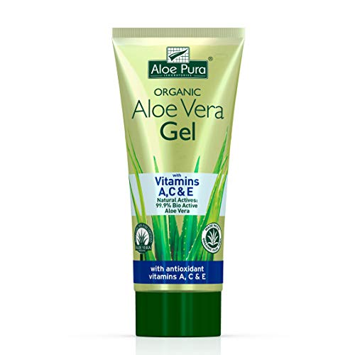 Madal Bal Gel de Aloe Pura Antioxidante Vitamina A, C y E - 200 ml