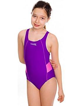 Aqua Speed - Mädchen Badeanzug / Schwimmanzug - PERFECT FIT