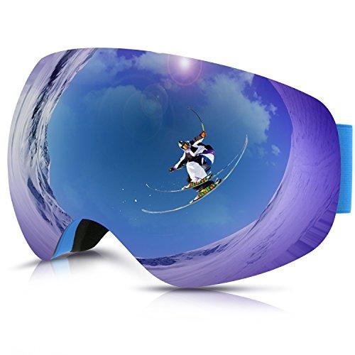 Gafas Esquí,Gafas Nieve Snowboard Unisex Gafas Esqui
