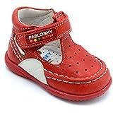 Pablosky 080765 - Zapato de piel para niño